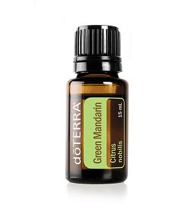 Tinh dầu Quýt Xanh - Green Mandarin