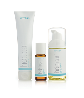 Khắc Phục Các Vấn Đề Về Da -  HD Clear ® Facial Kit