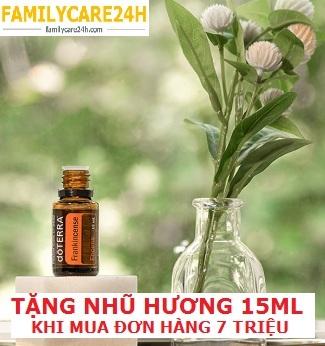 Chương Trình Khuyến Mãi Tháng 12 Tặng Tinh dầu Nhũ hương 15ml