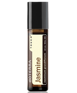 Jasmine Touch - Hoa Nhài chai bi lăn