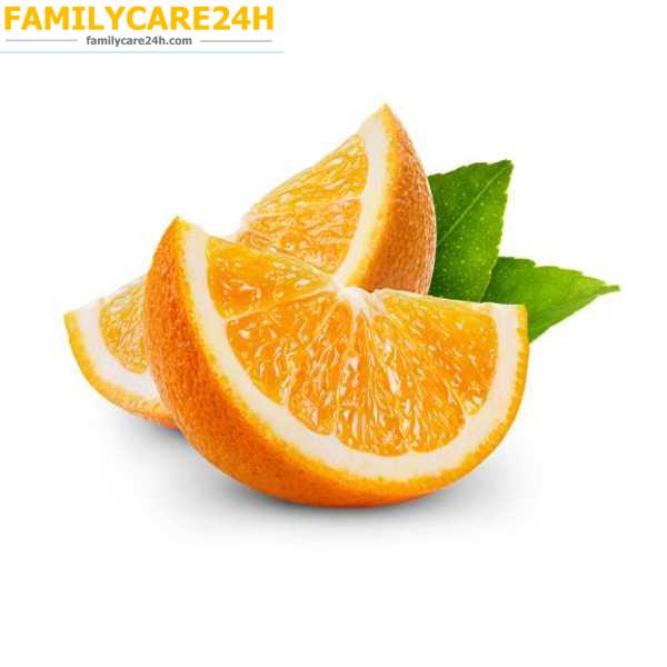 Cam Rừng - Wild Orange