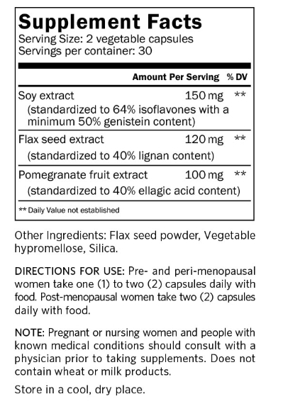 Nội tiết tố nữ - Phytoestrogen Lifetime Complex ™