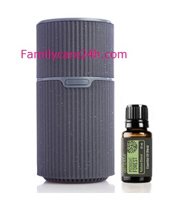 Midnight Forest Nature Blend 15ml with Pilot Midnigh diffuser